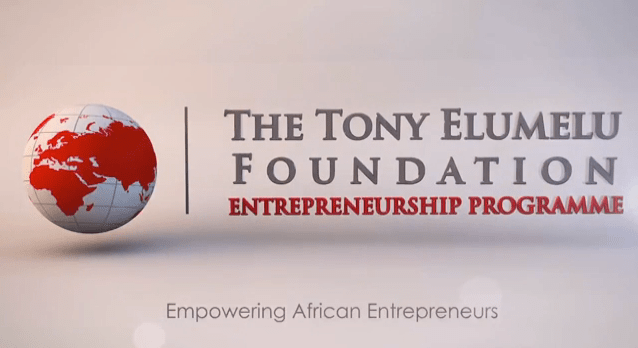Agribusiness Grant for Africans by Tony Elumelu Foundation 2019