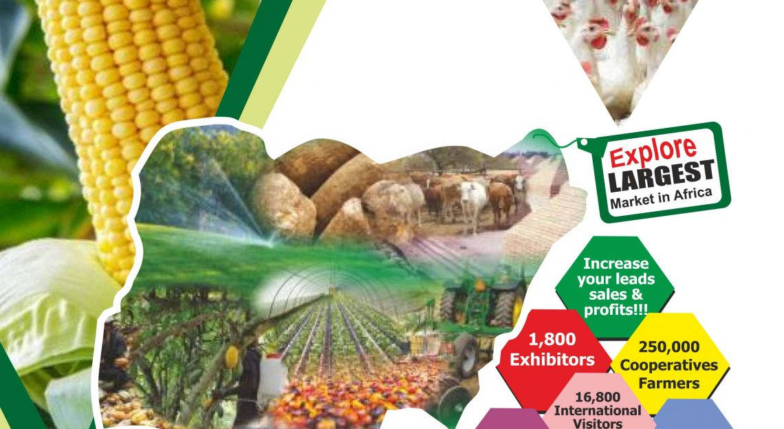 International Agricultural Exhibition and Conference: AGRITECH OSUN 2019
