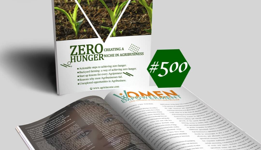Agribusiness Magazine: Zero Hunger